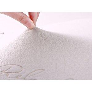 Ventilated Contour Medium Firm Massage Memory Foam Standard Pillow by Alwyn Home