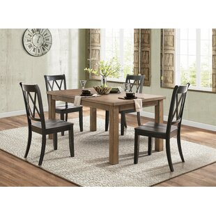 Wooden Dining Room Chair Designs black kitchen & dining chairs you'll love | wayfair