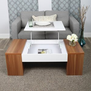 Coffee Table with Lift Top by Matrix