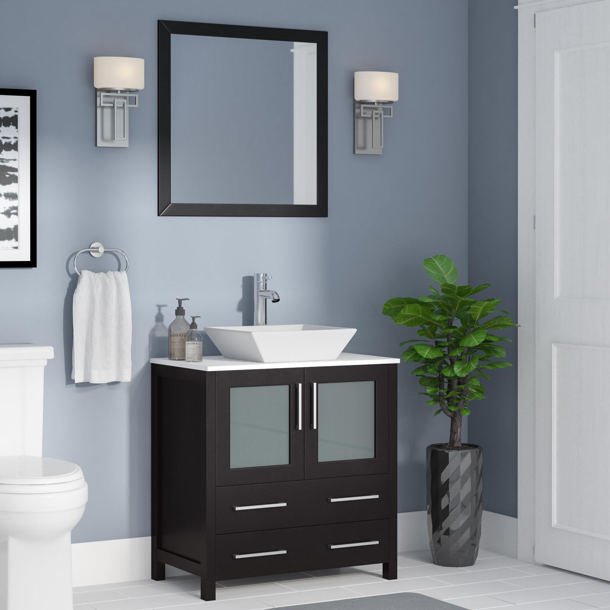 Dresser Style Bathroom Vanity Wayfair