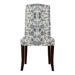 Lasseter Classic Floral Parsons Chair (Se..