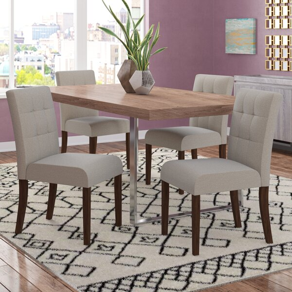 Isidora Solid Wood Dining Chair