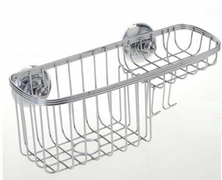 High Quality Stainless Steel Wall Mounted Shower Caddy
