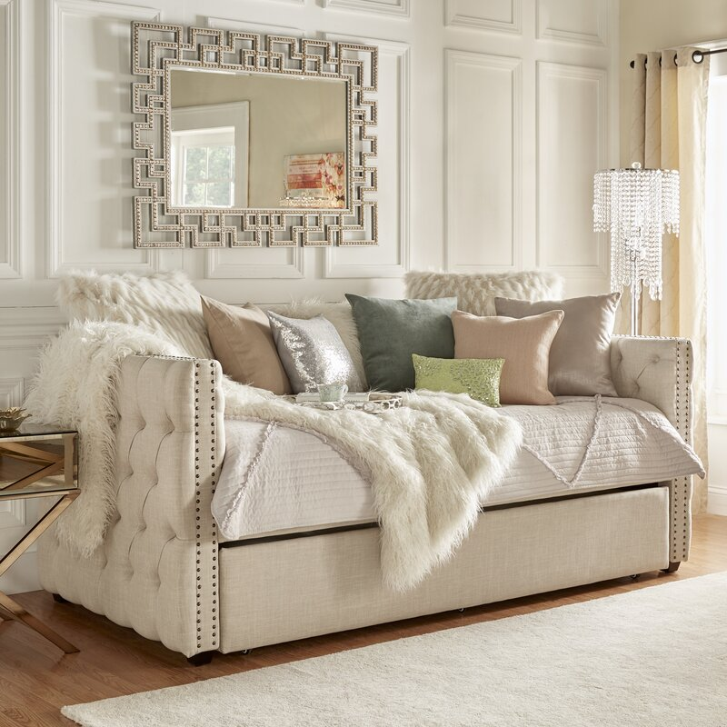 daybed with trundle. Beautiful With Ghislain Daybed With Trundle To With V