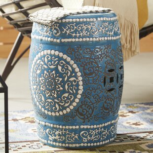 Ceramic Garden Stools You Ll Love Wayfair Ca