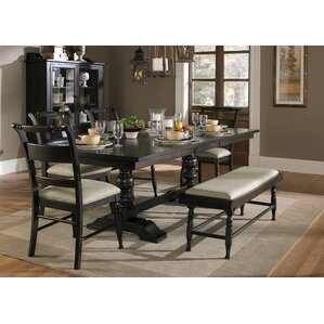 Lloyd 6 Piece Dining Set by Darby Home Co