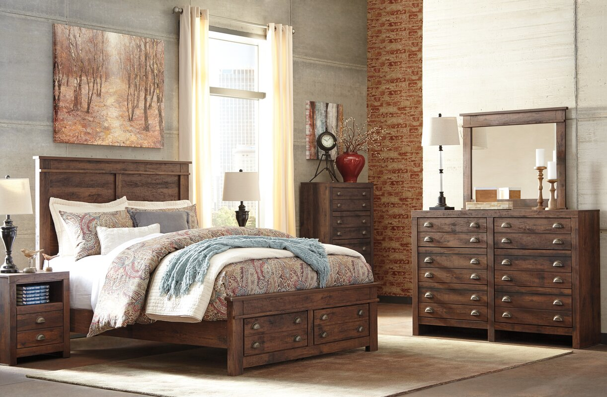 Darby Home Co Allport 6 Drawer Double Dresser \u0026 Reviews | Wayfair