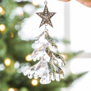 2 Piece Christmas Tree Shaped Ornament Set & Entryway Christmas Tree Set | Wayfair