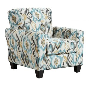 Wonderful Thompson Ikat Armchair