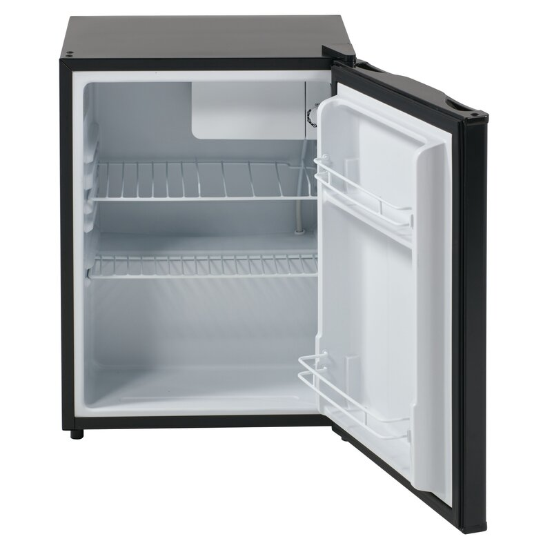 Delicieux Avanti 2.4 Cu. Ft. Compact Refrigerator With Freezer