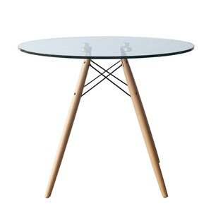 Woodleg Dining Table by Fine Mod Imports
