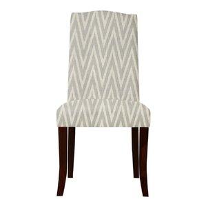 Guttenberg Chervon Parsons Chair (Set of ..