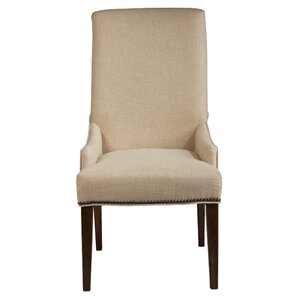 Rothman Warm Stained Upholstered Chairs (Set of 2) by Magnussen Furniture