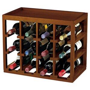 Leopold 12 Bottle Tabletop Wine Rack by D..