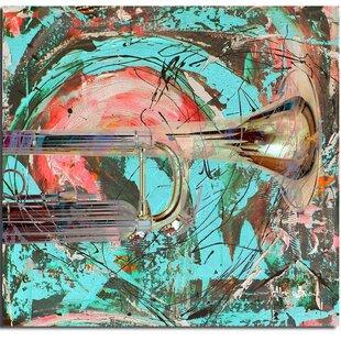 Colorful Animal Canvas Art | Wayfair