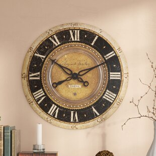 Oversized Traditional 27 Wall Clock