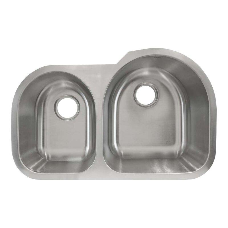 305 x 1963 Undermount Double Basin Kitchen