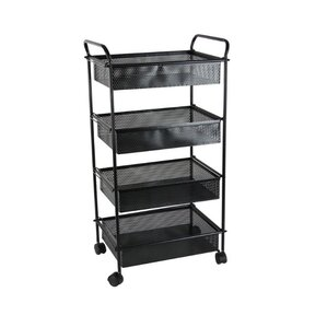 Ninette 4 Tier Bar Cart by Latitude Run