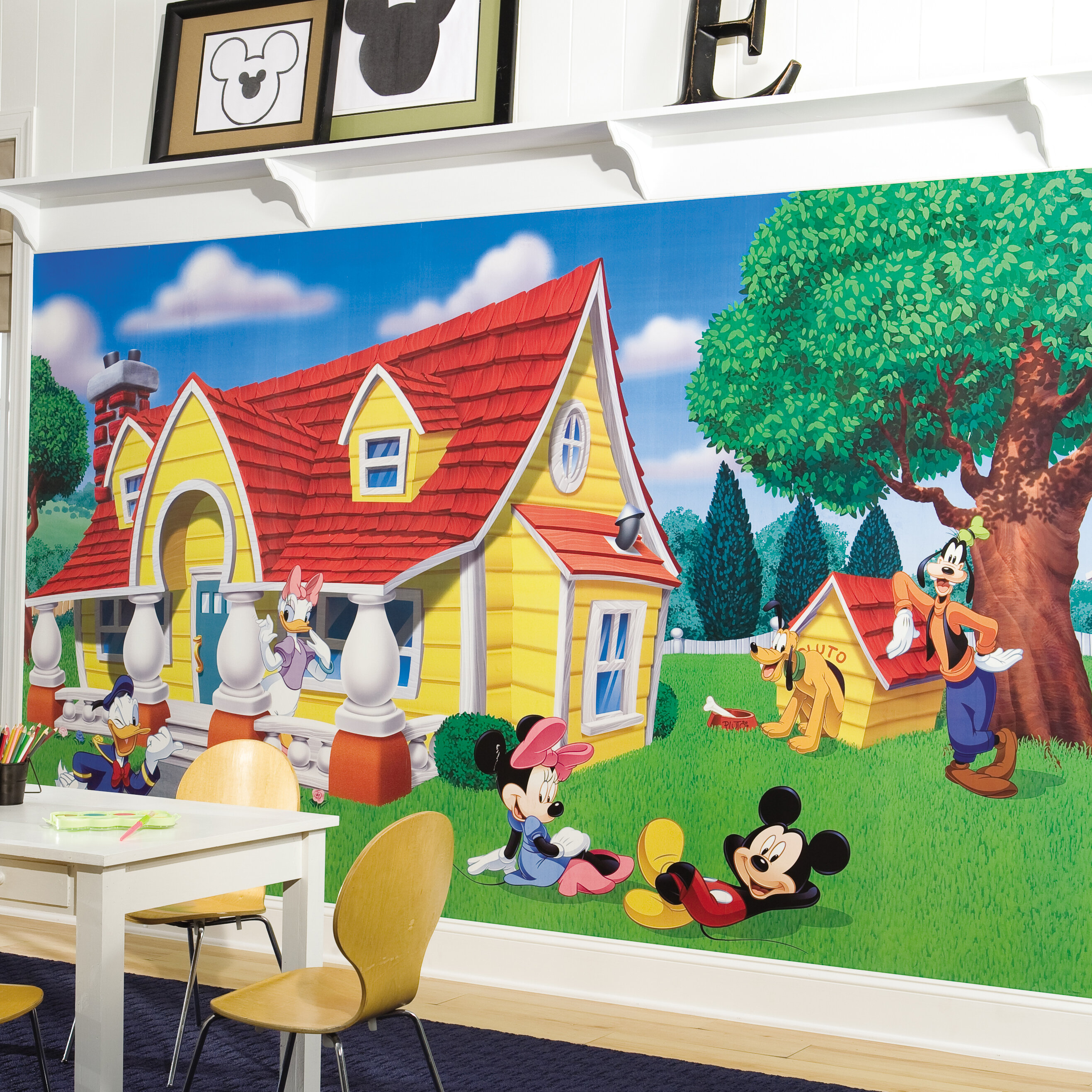 Extra Large Murals 10 5' x 72