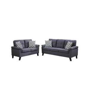 Carli 2 Piece Living Room Set by Zipcode Des..