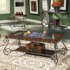 Carlton Coffee Table by As..
