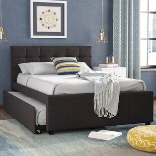 Full & Double Trundle Beds You'll Love | Wayfair