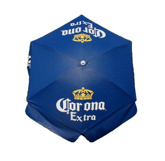 Corona Extra 6u0027 Drape Umbrella