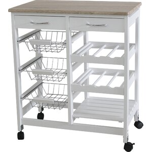 Mallory Bar Cart