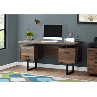 Computer Desk For Two Monitors Wayfair