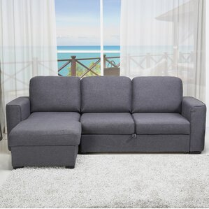 Shenandoah Reversible Sleeper Sectional by Latitude Run