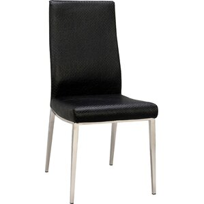 Decimus Contour Back Side Chair (Set of 4) by Orren Ellis