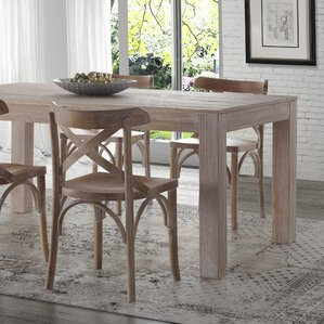 Pictures Of Dinner Tables rustic & farmhouse tables you'll love | wayfair