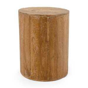 Coral Gables End Table by Loon Peak