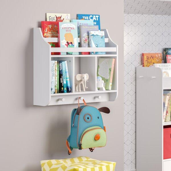 Wondrous Kids Wall Mounted Bookshelf Wayfair Beutiful Home Inspiration Xortanetmahrainfo