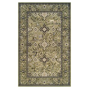 Centerburg Superior Green Area Rug