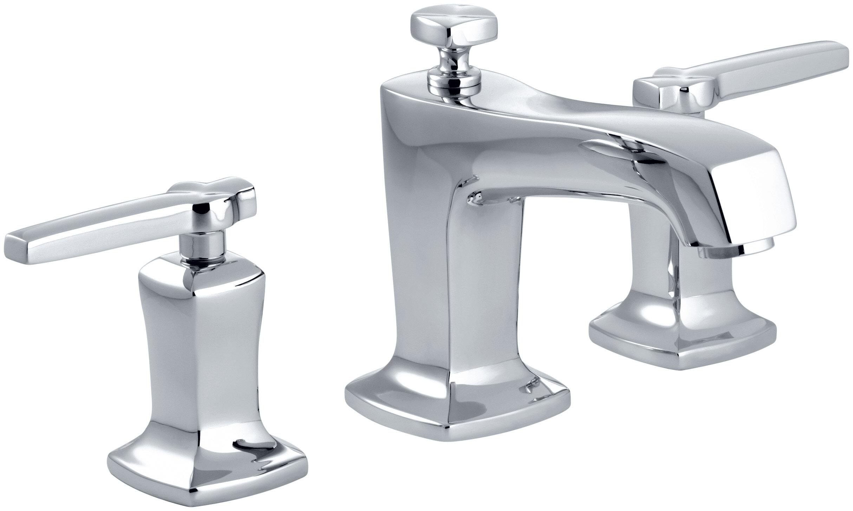 K-16232-4-AF,BN,BV Kohler Margaux Widespread Bathroom Faucet with ...