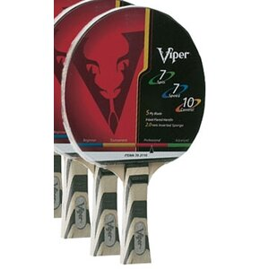 Viper 7-7-10 Table Tennis Paddle