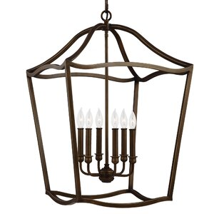 Nicoll 6-Light Foyer Pendant