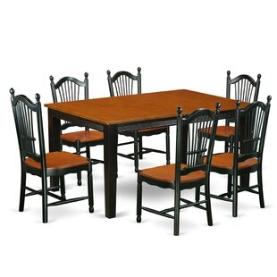 Pilger 7 Piece Dining Set