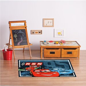 Cars 2 RSN95 Trio Area Rug