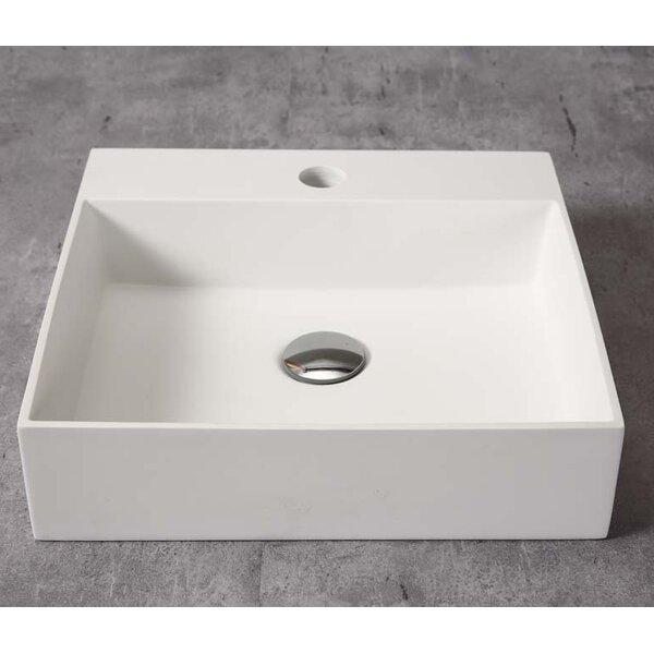 bagnotti 40 cm aufsatzwaschbecken rigel bewertungen. Black Bedroom Furniture Sets. Home Design Ideas