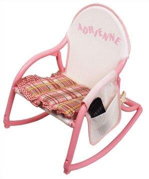 Personalized Kids Rocking Chair  sc 1 st  Wayfair & Hoohobbers Personalized Kids Rocking Chair u0026 Reviews | Wayfair