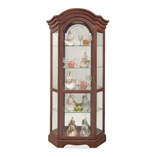 Lighthouse Stafford II Lighted Curio Cabinet