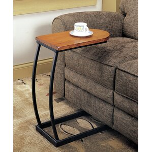 Elvaston End Table by Charlton Home
