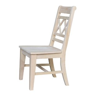 San Jose Solid Wood Dining Chair (Set Of 2) Find