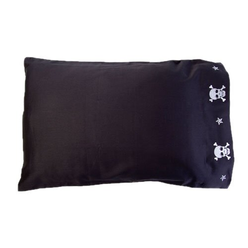Jolly Roger Skulls Pillowcase