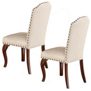 Rowlett Upholstered Dining Chair (Set of 2)