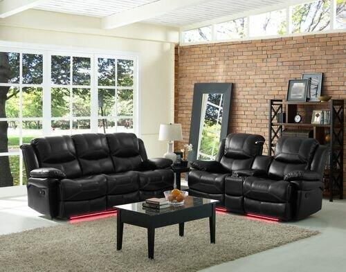 vinyl homelegance plush microfiber homelegancefurnitureonline sofa com md dual c chocolate recliner he cast textured cranley bi sofas