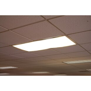 Fluorescent Light Covers >> Covers For Fluorescent Lights Wayfair