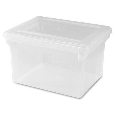Lorell Legal Letter Plastic File Box Reviews Wayfair